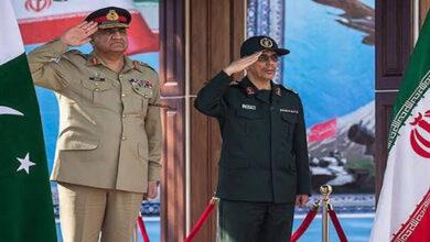 Pakistan and Iran resolve
