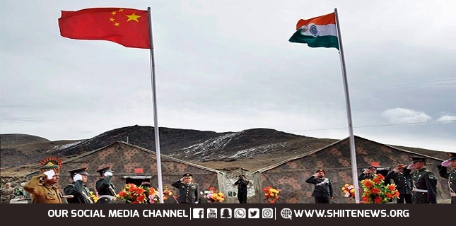 China -India Border