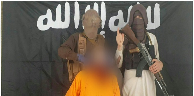 ISIS terrorists in Afghanistan