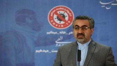 Iran daily coronavirus death toll
