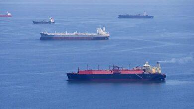 Iranian fuel tankers