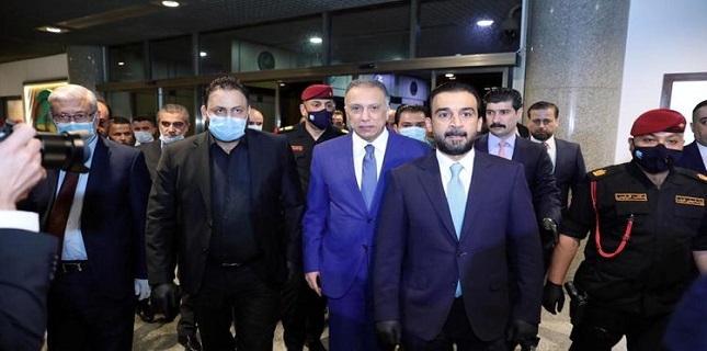 Iraqi MPs approve al-Kadhimi's cabinet