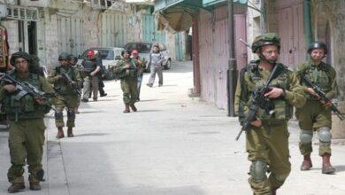 Israeli Enemy Forces