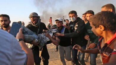 Israeli troops attack