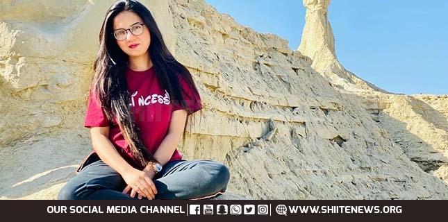 Sectarian hatemongering TV anchor Kiran Naz