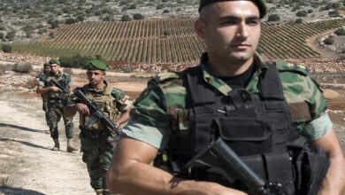 Lebanese Army Intelligence