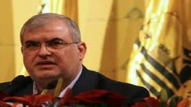 Hezbollah MP Raad