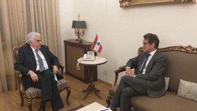 Lebanon summons German envoy