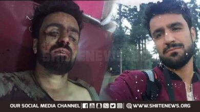 Two Shia Muslims martyred