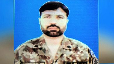 Pak Army soldier among three martyred
