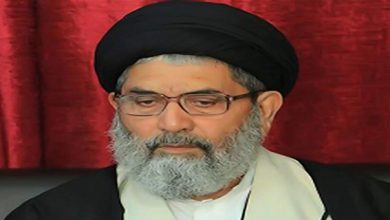 Allama Sajid Naqvi offers condolences over death
