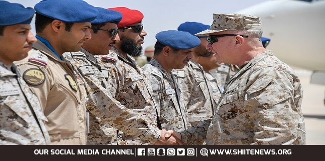 Saudi Forces US Experts