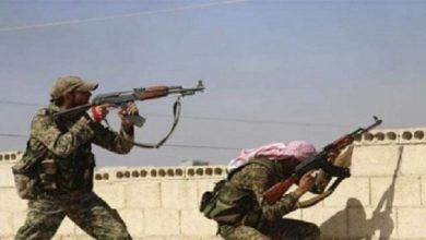 Terrorists in Syria