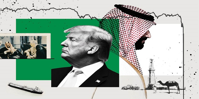 Trump warned Saudis