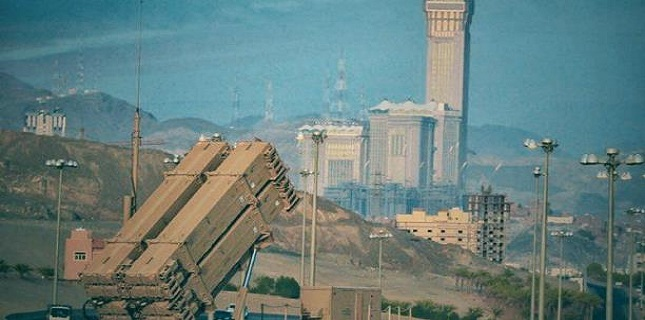 United States Patriot missile systems