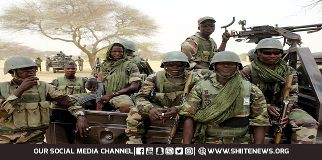 Boko Haram Takfiri militants