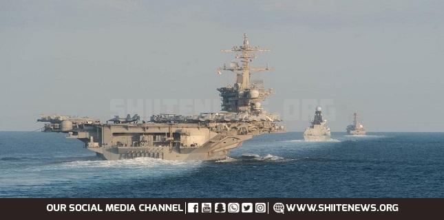 vessels in Persian Gulf