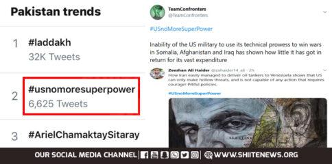 US no more supwer power