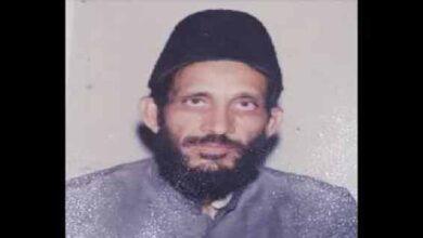 Pious saint Agha Jafar Naqvi being remembered