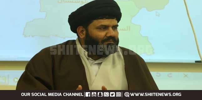 Allama Shafqat slams Saudi monarchy over demolition of mosque