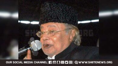 Allama Talib Johari likely to be shifted from ICU