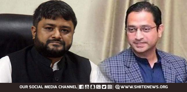 Allama Mubashir inquires after health of PTI MPA