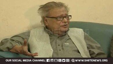 Allama Talib Johari likely to be shifted