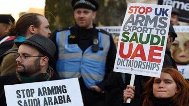 Arms sales to Saudi Arabia