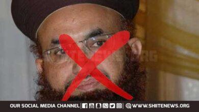 Ashraf Jalali arrested for blasphemous remarks