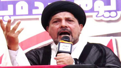 Allama Baqir Zaidi slams govt