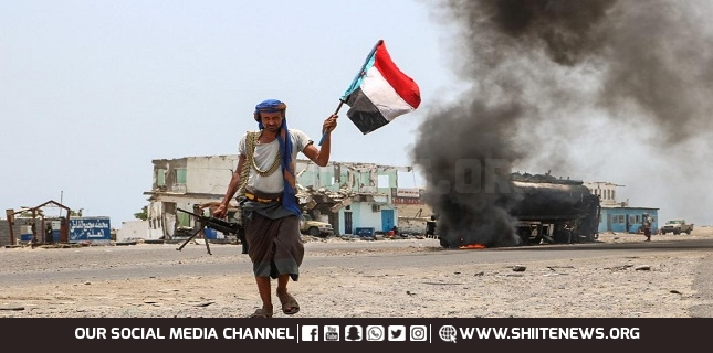 Clashes in yemen