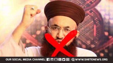 Blasphemer Ashraf Jalali threatens govt