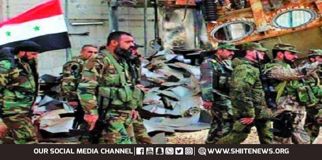 ISIL in Idlib