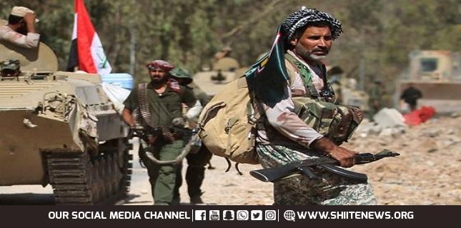 Iraq's Hashd Shaabi