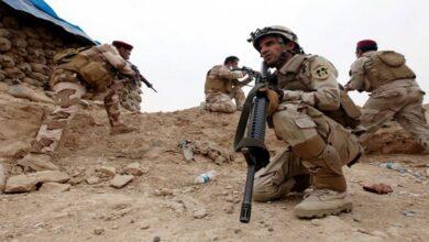 Iraqi soldiers killed