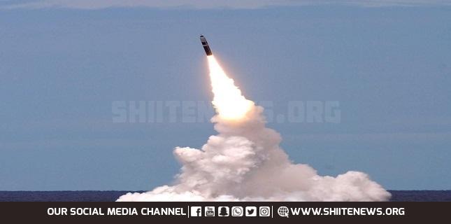 Israel tested ballistic missiles