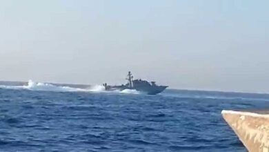 Israeli Gunboats