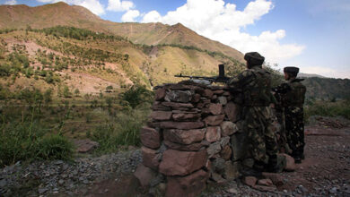 Indian army targets civilians