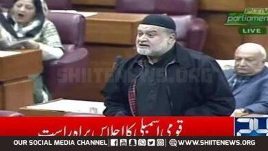 MNA desires to pull out tongue of cleric Ashraf Jalali