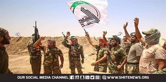 Iraq released PMU forces
