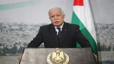 Palestinian Foreign Minister