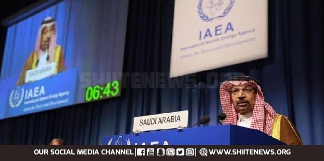 Saudis support IAEA