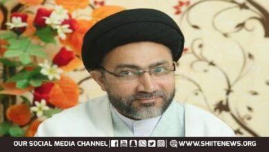 Allama Shahenshah Naqvi tested negative