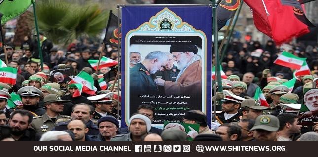 Soleimani's assassination