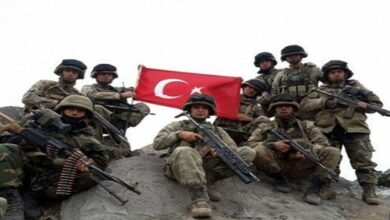 Turkey sends special forces