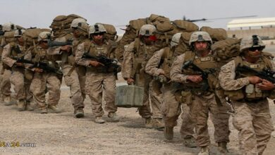 US-led military coalition
