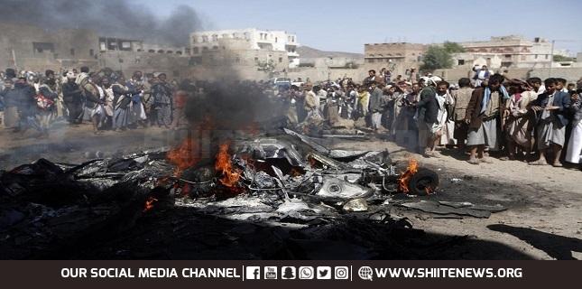 airstrikes on Yemen