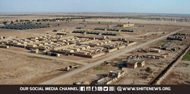 al-Taji military base