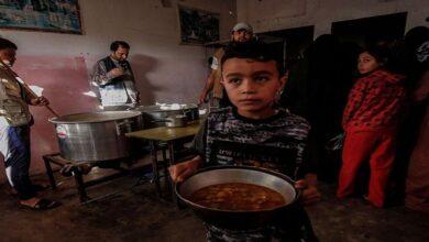 food crisis in Gaza