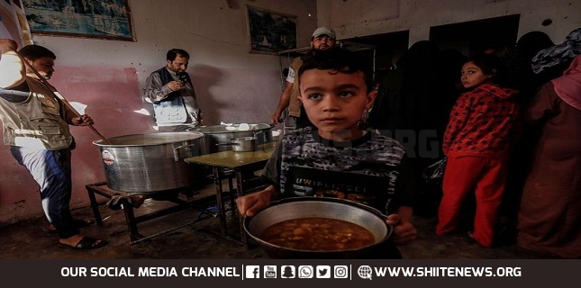 food crisis in Gaza